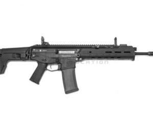 PTS Masada KWA Gas Airsoft Rifle in Black Right Side
