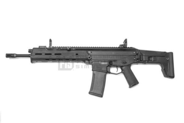 PTS Masada KWA Gas Airsoft Rifle in Black Left Side