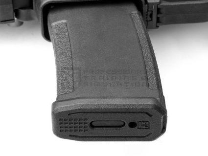 PTS Masada KWA Gas Airsoft Rifle in Black Ammunition