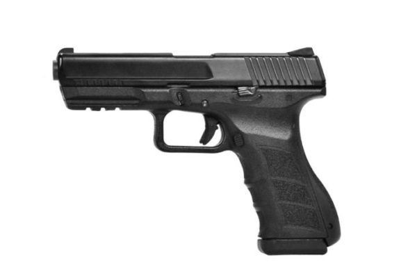 ATP-LE KWA Gas Airsoft Pistol Full View of Left Side