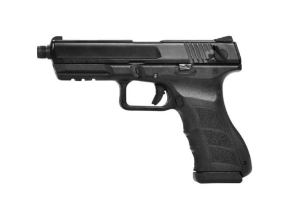 Left Side of ATP-SE KWA Gas Airsoft Pistol Full View