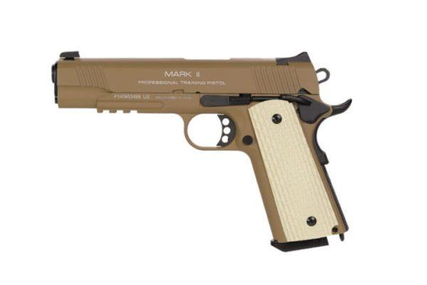 1911 MKII PTP Dark Earth KWA Gas Airsoft Pistol