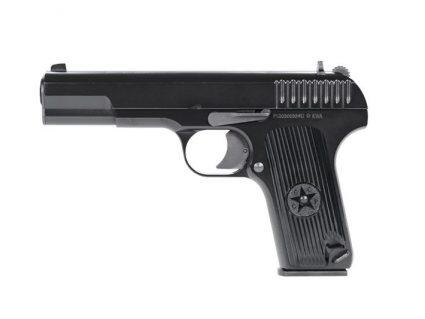 TT-33 KWA Gas Airsoft Pistol Left Side