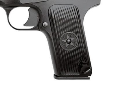 TT-33 KWA Gas Airsoft Pistol Left Handle View